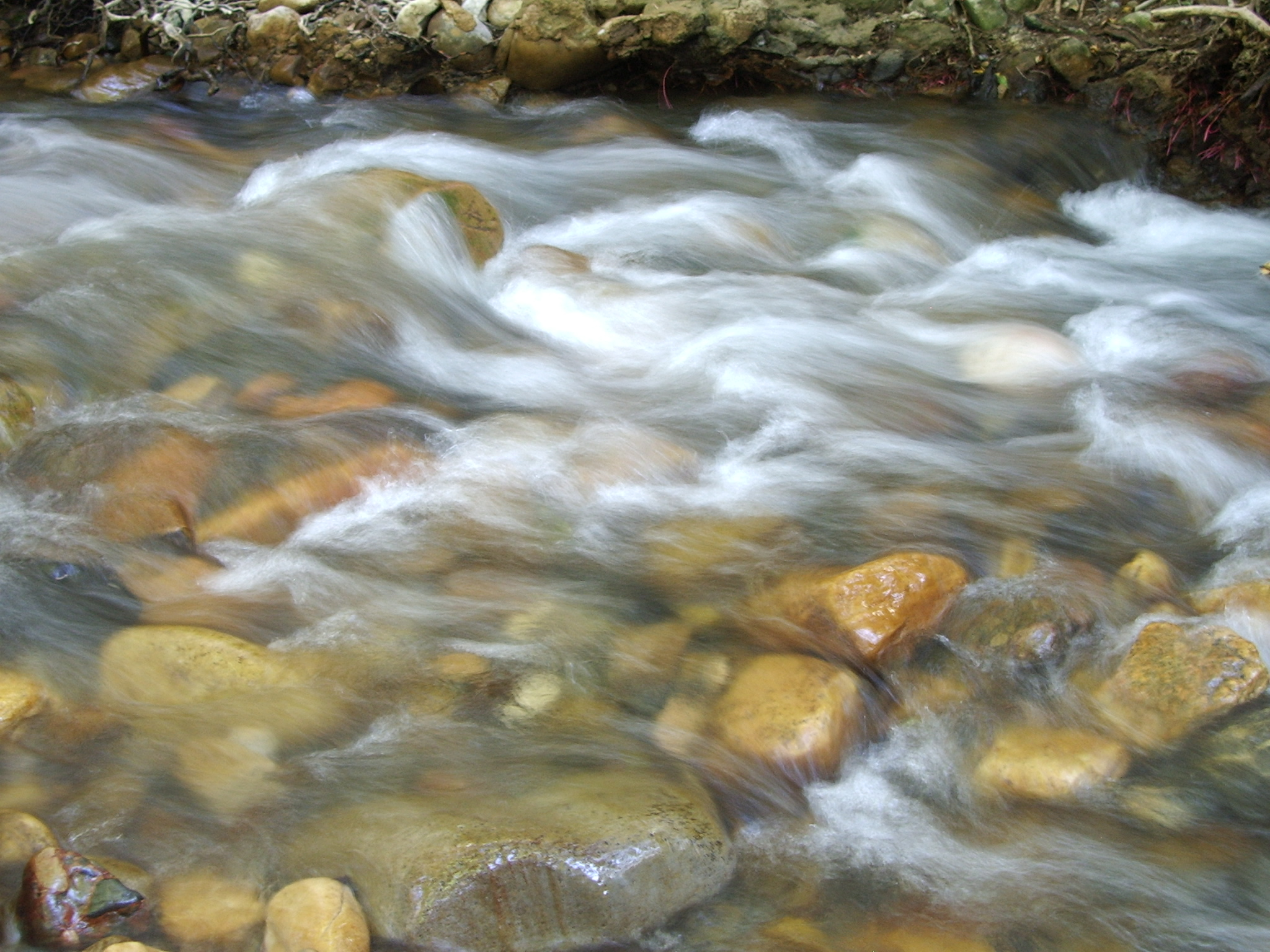 Thoughts on the flow of water in streams and other stream ...